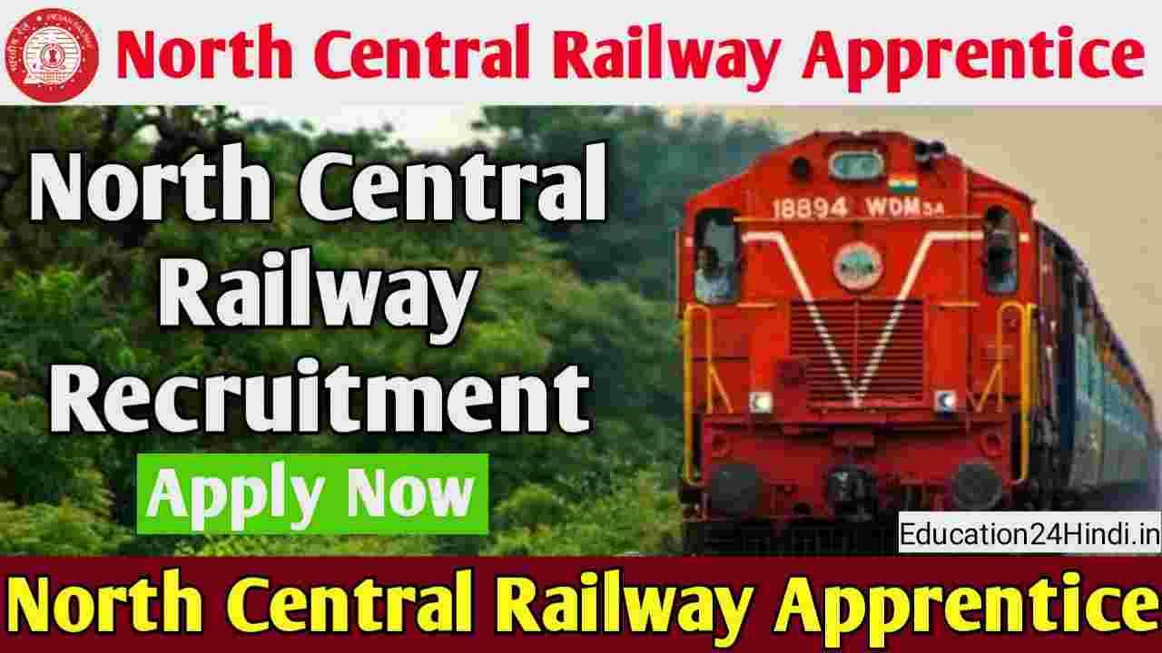 North Central Railway Apprentice 2021